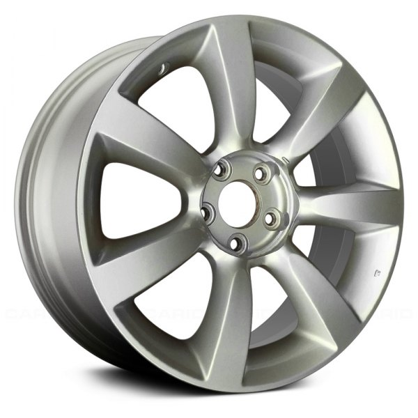 "Replace® - 18"" Remanufactured Front 7 Spokes Dark Silver Factory Alloy Wheel"