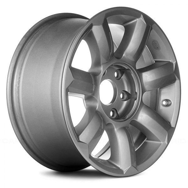 "Replace® - 18"" Remanufactured 7 Peaked Spokes Silver Factory Alloy Wheel"