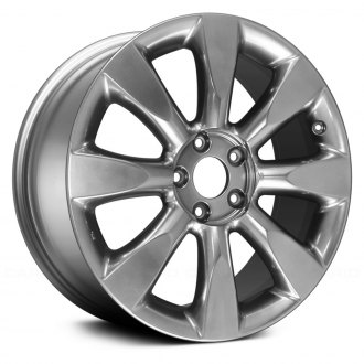 "Replace® - 18"" Remanufactured 8 Spokes Factory Alloy Wheel"