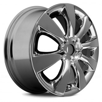 "Replace® - 18"" Remanufactured 8 Spokes Chrome Factory Alloy Wheel"