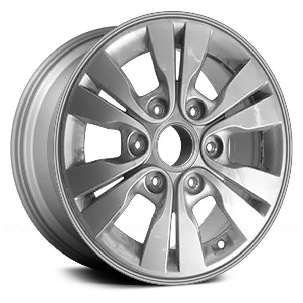 "Replace® - 16"" Remanufactured 6 Double Spokes All Painted Factory Alloy Wheel"