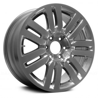 2007 ford f 150 replacement factory wheels rims carid 07 F150 King Ranch replace 20x8 7 double spoke alloy factory wheel remanufactured