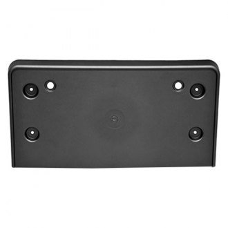 Replace® - Gray Front License Plate Bracket