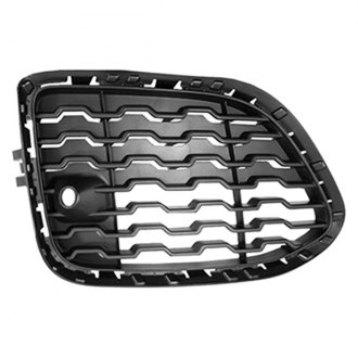 Replace® - Passenger Side Bumper Grille