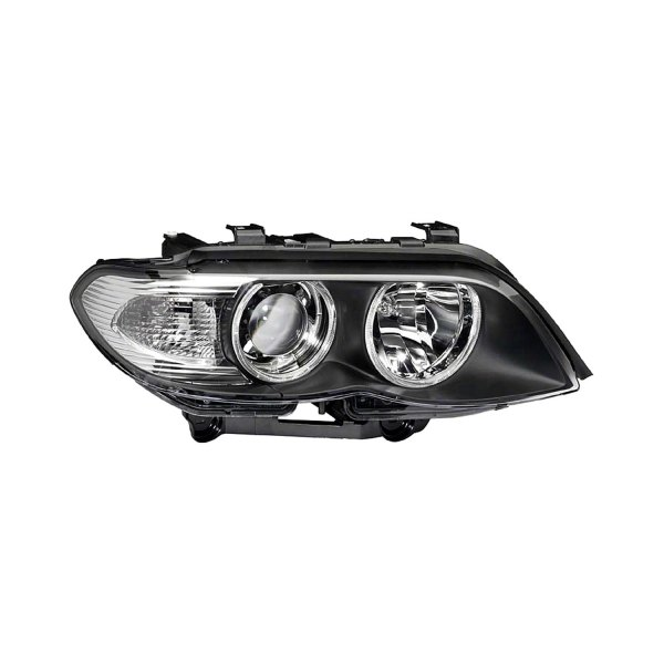 Replace® - Passenger Side Replacement Headlight Lens and Housing (Remanufactured OE)