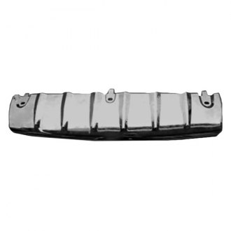 Replace® - Front Lower Bumper Cover Trim Plate