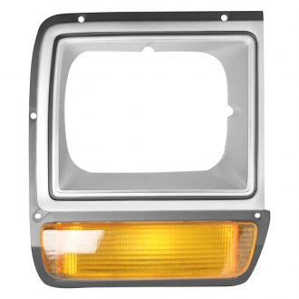 Replace® - Passenger Side Headlight Bezel