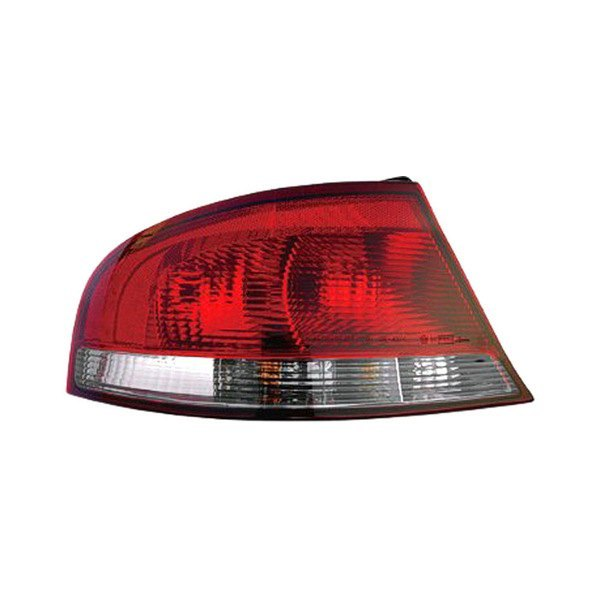 Replace® - Driver Side Replacement Tail Light Lens and Housing, Chrysler Sebring