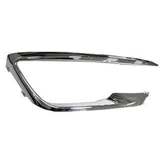 Replace® - Front Passenger Side Outer Fog Light Trim