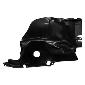 Replace® - Front Fender Splash Shield Lower Section
