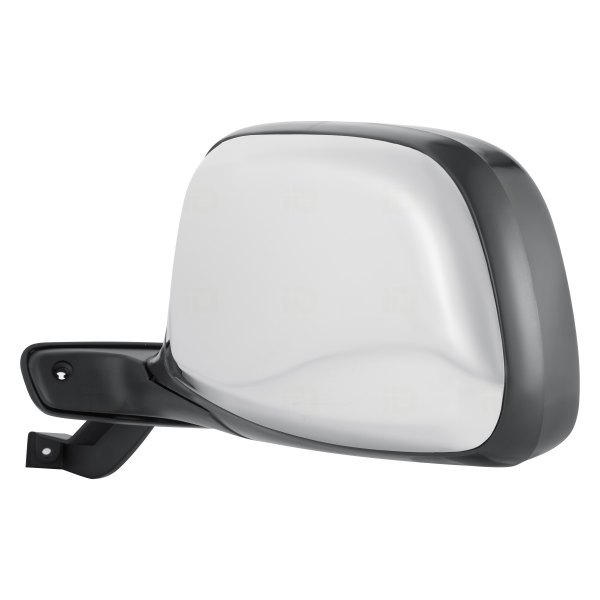 Chrome Power Door Mirror for 1992-1996 Ford F-150 Bronco Driver Side F5TZ17683BA