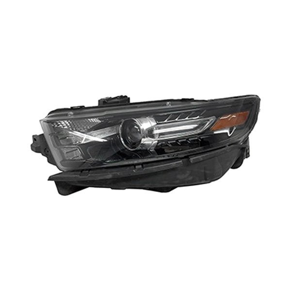 2013 Ford Taurus Headlight Replacement : Replace ford taurus sho with factory hid xenon