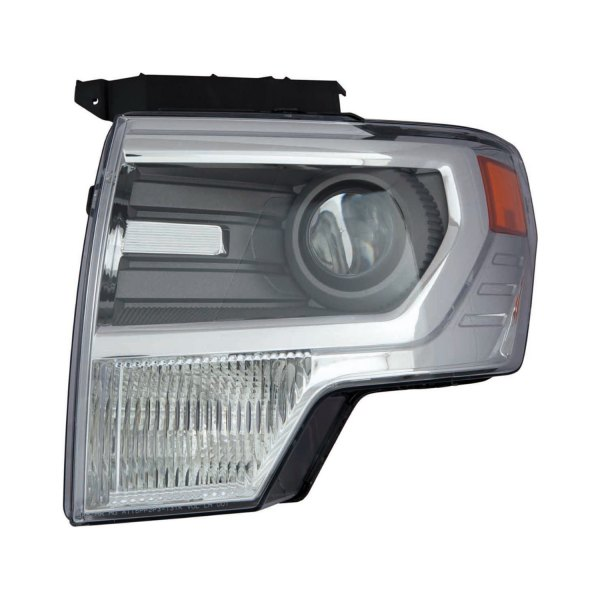 Replace ford f 150 with factory hid xenon headlights for Garage ford lens