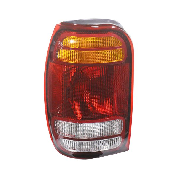 Replace ford explorer 1998 2000 replacement tail light for Garage ford lens