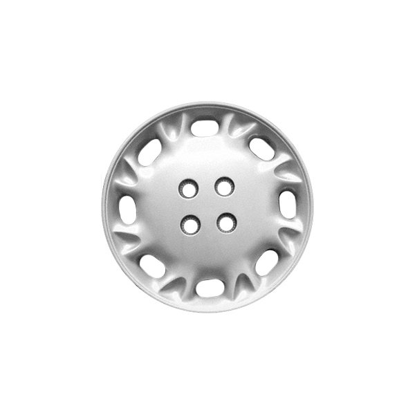 "Replace® - 15"" 8 Spokes Silver Wheel Cover"