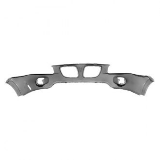 Replace® - Remanufactured Front Upper Bumper Cover