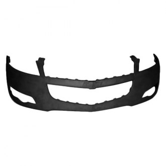 Replace® - Front Upper Bumper Cover