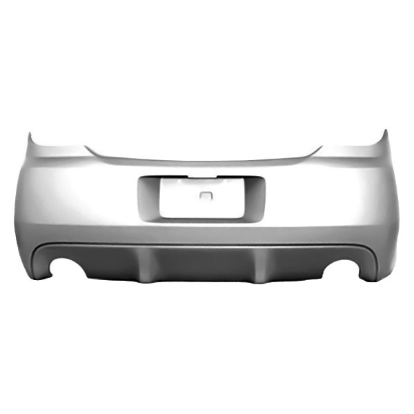 g6 rear bumper cover removal