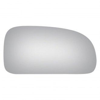 Replace® - Passenger Side Mirror Glass (Heated)