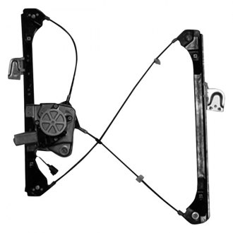 Replace® - Power Window Regulator and Motor Assembly