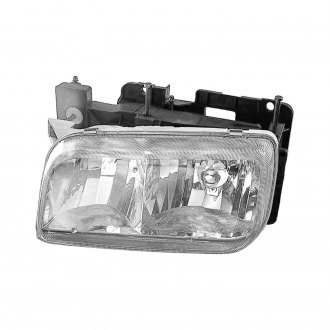 Replace® GM2502217C - Driver Side Replacement Headlight