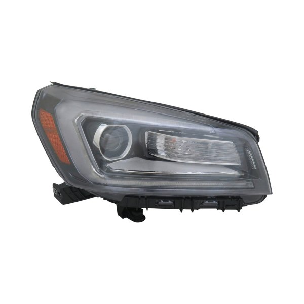 GMC Acadia Limited With Factory Halogen