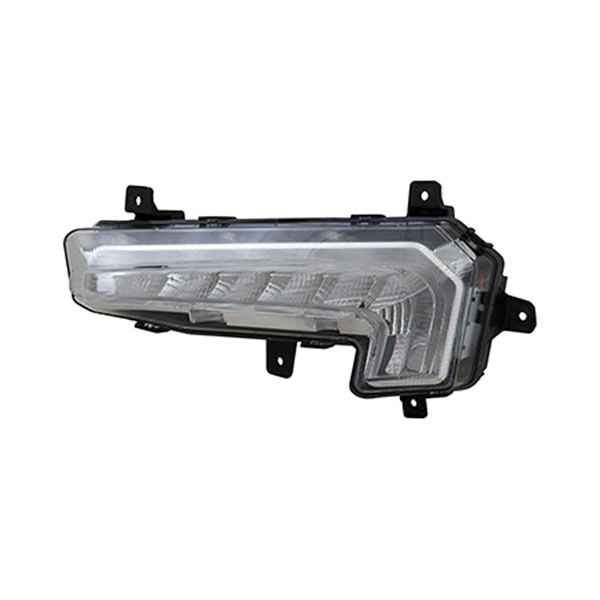 Replacement Lens For Malibu Landscape Lights: Chevy Malibu 2017 Replacement Daytime Running Light