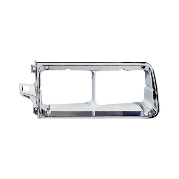 Replace® - Passenger Side Outer Headlight Bezel