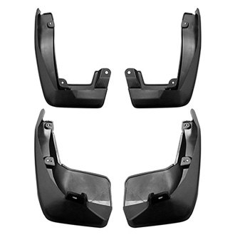 Replace® - Black Mud Guards