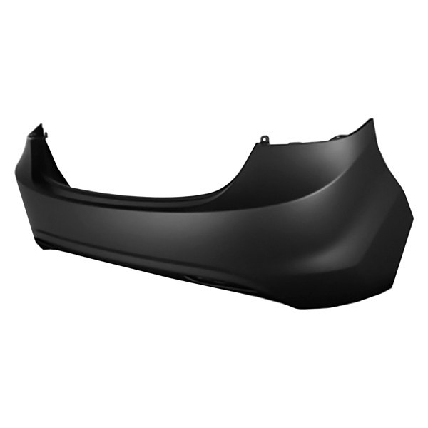replace hyundai elantra 2011 rear bumper cover. Black Bedroom Furniture Sets. Home Design Ideas