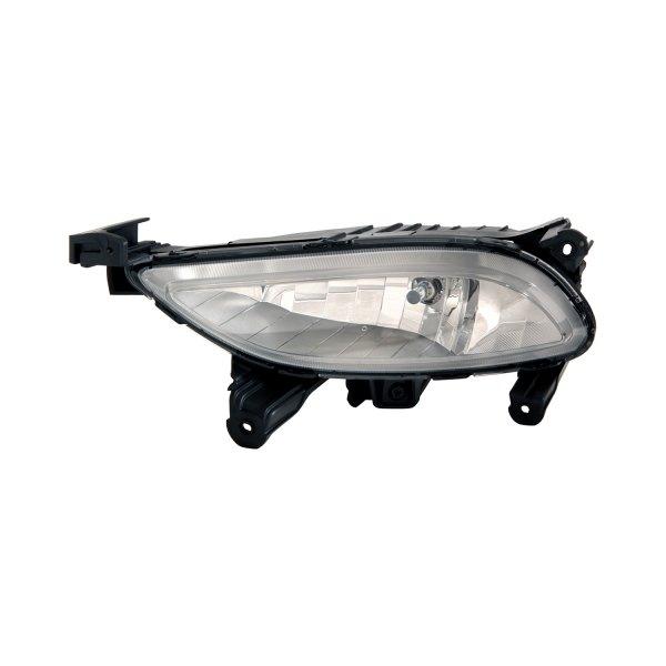 New Fog Light for Hyundai Sonata HY2593134 2011 to 2013 Passenger Side