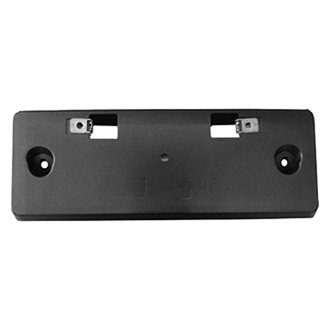 2017-2019 Infiniti Qx30 Front License Plate Bracket; For All-Wheel Drive Models; Includes Mounting Hardware; Made Of Pp Plastic Partslink IN1068103