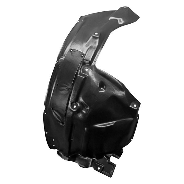 Replace® - Front Driver Side Fender Liner Rear Section