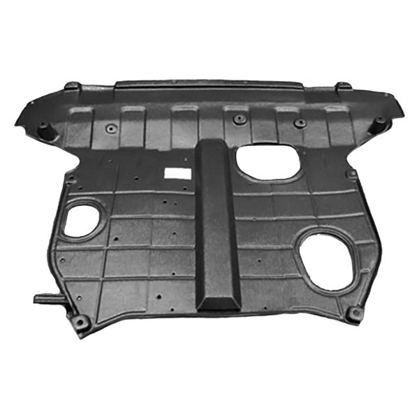 Value Front Lower Center Engine Cover OE Quality Replacement