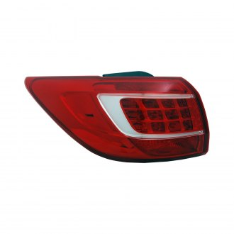 Replace® - Driver Side Replacement Tail Light (Brand New OE)