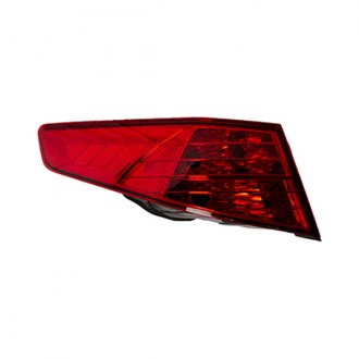 Replace® - Driver Side Outer Replacement Tail Light Lens and Housing (Brand New OE)