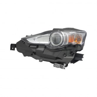 2016 Lexus IS Custom & Factory Headlights – CARiD com