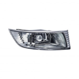 Replace® - Passenger Side Replacement Fog Light Lens and Housing (Brand New OE)