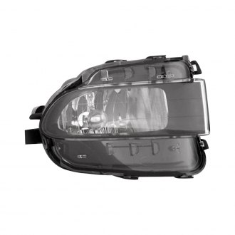Replace® - Replacement Fog Light Lens and Housing