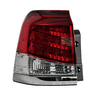 Replace® - Driver Side Outer Replacement Tail Light (Brand New OE)