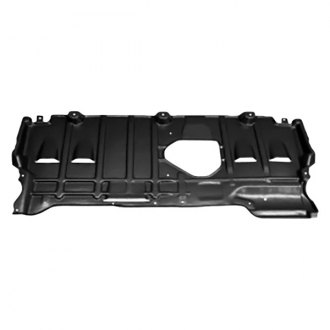 Replace® - Rear Undercar Shield