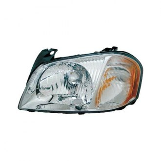 Truparts Driver Side Replacement Headlight