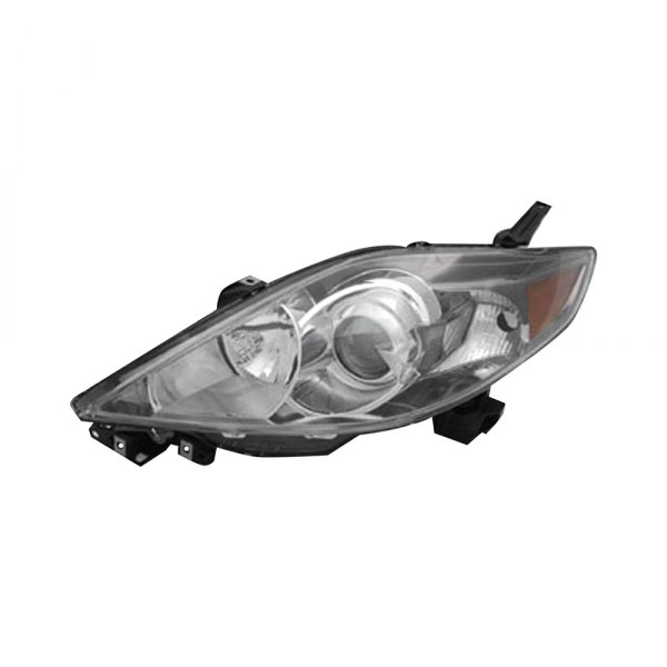 Replace® - Driver Side Replacement Headlight Lens and Housing