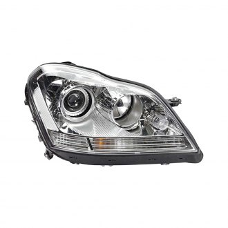Replace® - Passenger Side Replacement Headlight (Remanufactured OE)