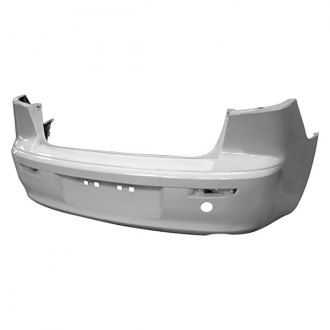 Replace® - Rear Bumper Cover