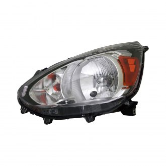 Replace® - Driver Side Replacement Headlight (Remanufactured OE)