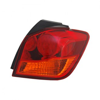 Replace® - Passenger Side Outer Replacement Tail Light (Remanufactured OE)