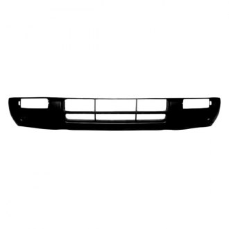 1998 nissan pathfinder replacement bumpers & components carid com  replace® front lower bumper cover