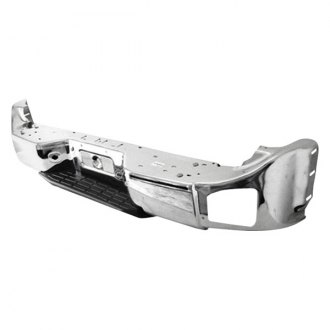 Replace® - Rear Step Bumpers