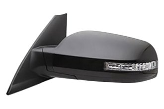 Replace Power Side View Mirror